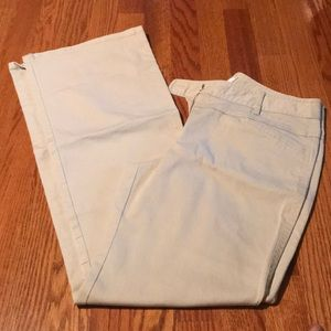 Beige Women's Pants